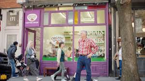 Coffee Shop In New York Organic Dairy Farmer Takes On Nyc Coffee Youtube