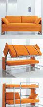 Bunk Bed With Sofa by Doc Is A Sofa That Turns Into A Bunk Bed