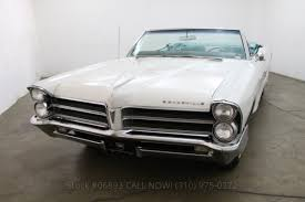 Muscle Cars For Sale In Los Angeles California 1965 Pontiac Bonneville Convertible Beverly Hills Car Club