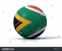 What Colour Is The South African Flag Soccer Ball Color South Africa Flag Stock Illustration 51818890