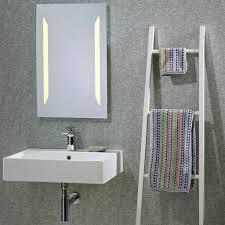 Bathroom Mirror Design Ideas Mirror Design Ideas Amusing Contemporary Backlit Bathroom Mirror