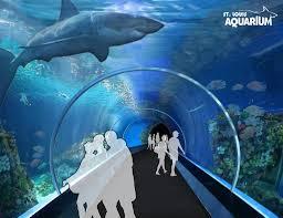1m gallon 45m aquarium announced for st louis union station