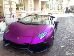 lamborghini purple lamborghini aventador lp700 4 roadster 22 december 2016 autogespot