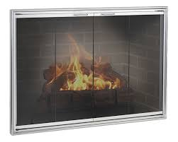 shadow custom fireplace doors for masonry fireplaces from design