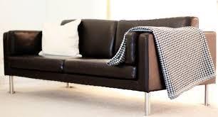 Leather Ikea Sofa Leather Sofa Ikea For Upstate Weekend House Weekend House
