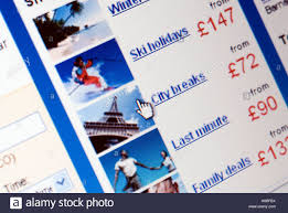 cheap deals and city breaks on expedia web site