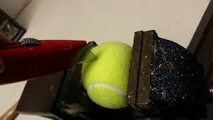 Tennis Balls For Chairs Diy Tennis Balls On Orthopedic Walker 9 Steps