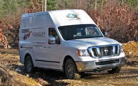 nissan 2000 4x4 quigley u0027s nissan nv 4x4 conversion performance truck trend
