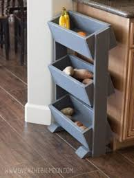 kitchen storage ideas diy 15 genius diy fruit and vegetable storage ideas for tiny kitchens