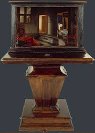 View Interior Of Homes Samuel Van Hoogstraten A Peepshow With Views Of The Interior Of