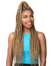 pre braided crochet hair sensationnel collection crochet braid 3x pre layered ruwa