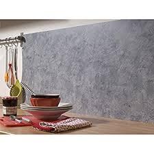 promoflash83 rouleau adhésif de revêtement décoratif 0 45 x 2 m gris