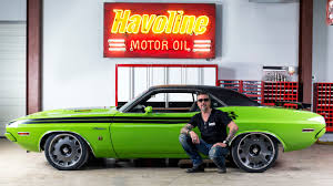 Dodge Challenger Accessories - announcing the winner of our 1971 dodge challenger u2013 gas monkey