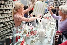 country living christmas fair events in harrogate district