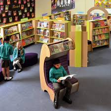 Reading Nooks Reading Nook Give Your Children U0027s Library The U0027wow U0027 Factor