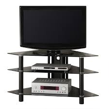 Furniture For Tv And Stereo Tv Stand Component Shelf Stereo Cabinet Audio Rack Entertainment