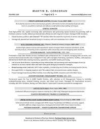 Sample Resume For Retail Sales Manager by Resume Cingular Wireless