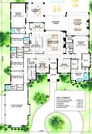 One Level Living Floor Plans Single Story Open Floor Plans One Lovely Level Home With Corglife