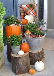 Homemade Fall Decor - diy fall decorations for your home landeelu com