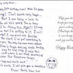 what to write in a 50th birthday card 50th birthday wishes quotes