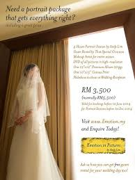 wedding photography packages wedding photography packages in malaysia tbrb info