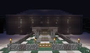 minecraft world haunted mansion escape the colorless