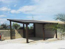 How To Build A Detached Garage Howtospecialist How To by How To Build Flat Roof Double Carport Plans U2013 Myhandymate