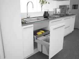 Under Sink Organizer Kitchen - under sink drawers with bin home ideas pinterest sinks