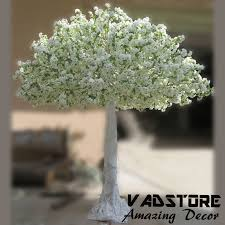10ft white cherry blossom tree indoor out door large artificial