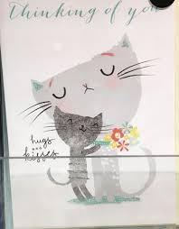 15 best wishes from cats images on pinterest birthday cards