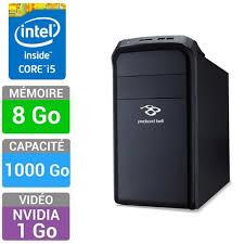 ordinateur de bureau packard bell packard bell pc de bureau imedia l i58g1tg01 prix pas cher