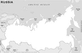 outline map of russia with cities free russia outline map black and white black and white outline
