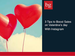 valentines sales tips to boost sales on s day with instagram