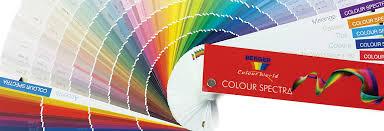 colour spectra