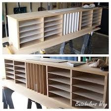 How To Build A Office Desk by 281 Best Craft Rooms Images On Pinterest Craft Space Craft