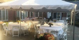 tent party rentals dan s tent party rentals tent rental bergenfield nj