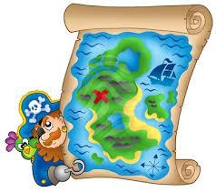 treasure map clipart treasure map pictures clipart clipartix
