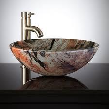 bathroom gorgeous vessel sinks home depot for modern bathroom