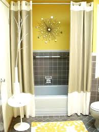 ideas for bathroom curtains best shower curtains for small bathrooms bathroom windows inside