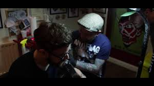 joe partridge panther crew electric tattooing youtube