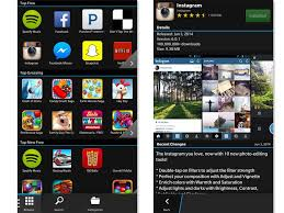 app store for android install snap on blackberry 10 for unlimited android app access cnet