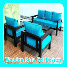 Wooden Sofa Set Pictures Wooden Sofa Set Design Android Apps On Google Play