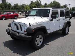 jeep rubicon white jeep wrangler unlimited rubicon white image 13