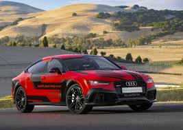 audi sports car faster than a sports car driver audi pilots itself on us race
