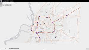 707 Area Code Map The City Of Memphis U003e Visitors U003e Mapping Memphis