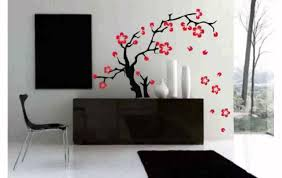 Wall Flower Decor by Home Wall Decorations Youtube