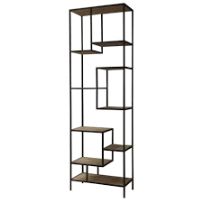 ideas wood and metal bookcase home furniture ideas metal bookcases