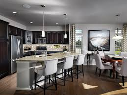 townhome 411 floor plan in pioneer hills townhomes calatlantic homes