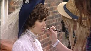 hairstyles and clothes from mr selfridge the edwardian era media makeup zoe derbyshire