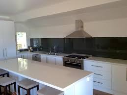trendy glass splashbacks adding style to your kitchen homesfeed